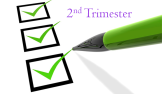 2nd Trimester Checklist